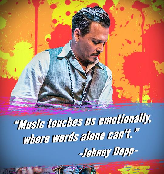 googoo.fm - Johnny Deep Quotes