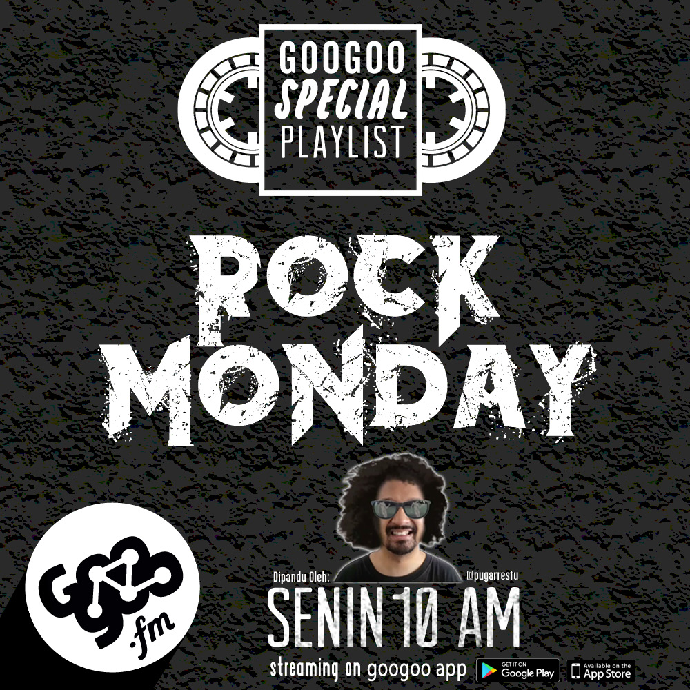 googoo.fm - ROCK MONDAY