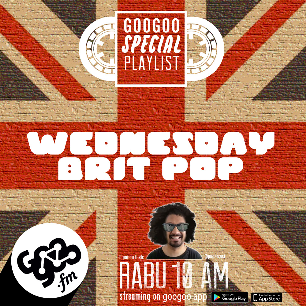 googoo.fm - WEDNESDAY BRITPOP