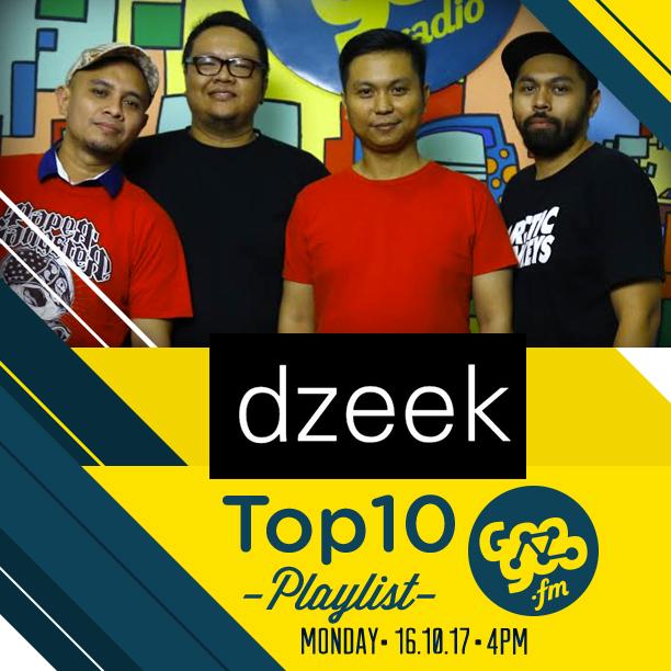 googoo.fm - TOP10 DZEEK