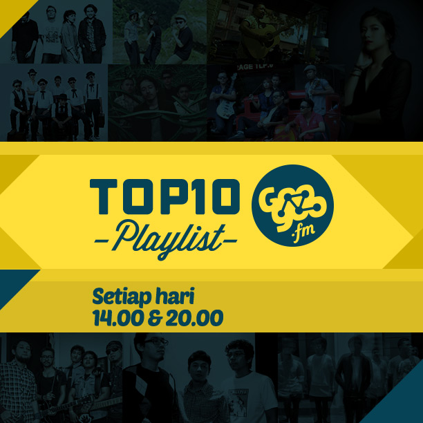 googoo.fm - Top 10 Playlist