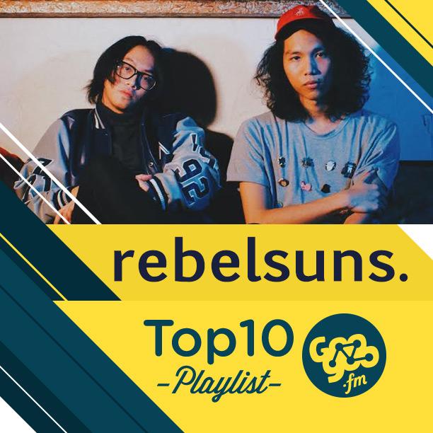 googoo.fm - Top 10 Playlist: rebelsuns.